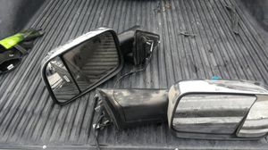 2010-2018 Dodge Ram Tow Mirrors with LED for Sale in West Sacramento, CA