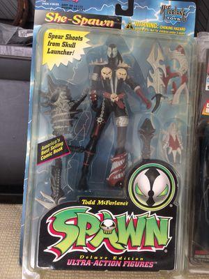 She Spawn action figure, Rare for Sale in Arizona City, AZ