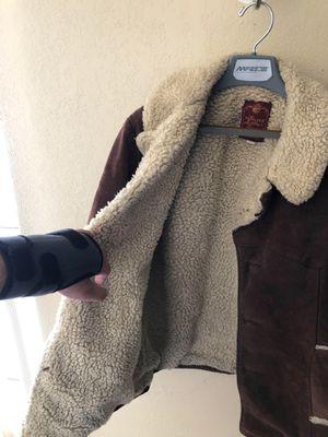 Vintage leather jacket size M for Sale in Tucson, AZ