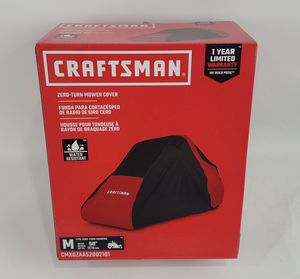 "Brand new Craftsman zero turn mower cover, med, up to 50"" for Sale in Plant City, FL"