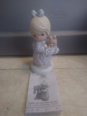 "Precious Moments ""You Can Always Bring A Friend"" Figurine for Sale in Henderson, NV"