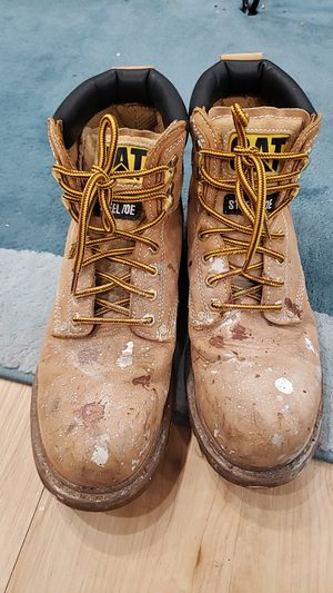 Cat Steel Toe Work Boot for Sale in Brooklyn, NY