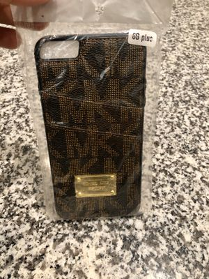 2 in 1 iPhone 6 Plus case and card holder for Sale in Smyrna, TN
