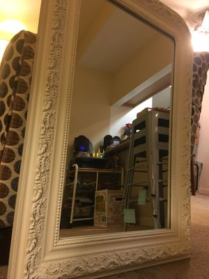 New Distressed White Mirror for Sale in Fort Wayne, IN