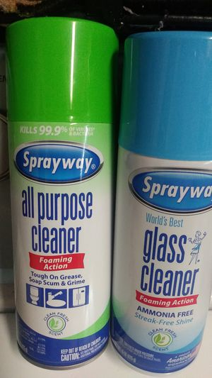 Spray way cleaner for Sale in Jefferson City, TN