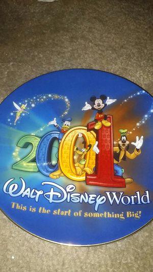 Disney Coffee Mug Plate Set for Sale in Orlando, FL