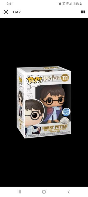 HARRY IN INVISIBILITY CLOAK FUNKO SOLD OUT for Sale in Phoenix, AZ