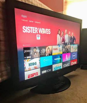 37 INCH LG HD FLATSCREEN TV (SWIVEL STAND) (OG REMOTE!) for Sale in High Point, NC