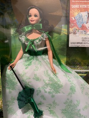 Scarlett O'Hara Barbie for Sale in Romulus, MI