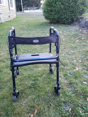 Invacare Rollite Rollator 65100 for Sale in Everett, WA