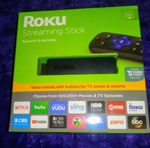 Roku Streaming Stick (6th Generation) for Sale in Kansas City, MO