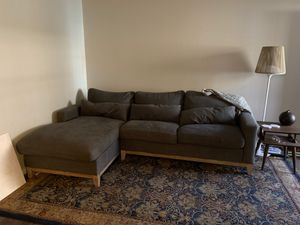 Contemporary Grey Couch for Sale in San Diego, CA