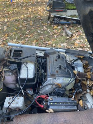 Two Snowmobiles NEED WORK GOOD COMPRESSION for Sale in Sandisfield, MA