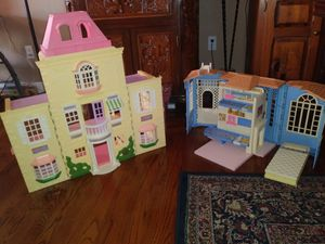 Girls barbie houses for Sale in Salem, MA