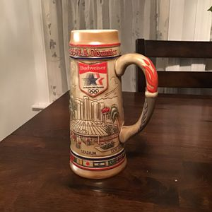 Anheuser Busch 1984 LA Summer Olympics stein for Sale in Framingham, MA
