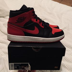 Jordan 1 Mid Banned for Sale in Miami, FL