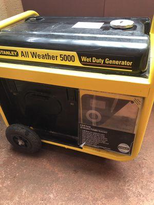 5000 Wat Generator for Sale in Hialeah, FL