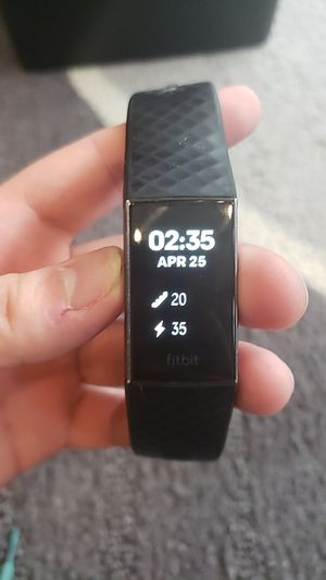 Fitbit Charge 3 for Sale in Gresham, OR