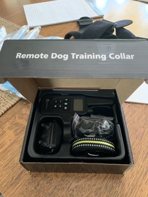 Dog tracing collar bran new for Sale in Damascus, OR