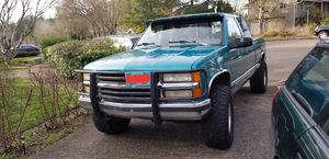 Chevy silverado z71 extended cab 4x4 95 for Sale in Beaverton, OR