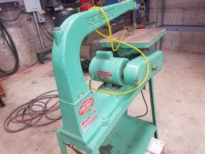 Powermatic Scroll Saw w/Stand for Sale in Boring, OR