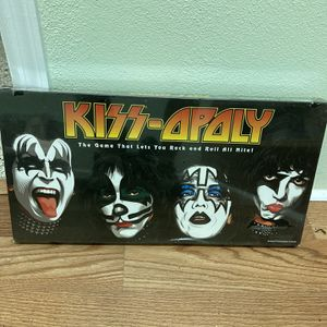Kiss board game for Sale in St. Petersburg, FL