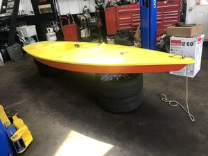 Mini fish sailboat AMF 12 foot for Sale in CT, US