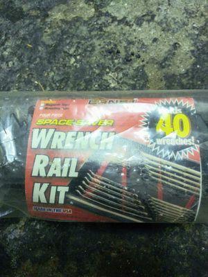 Ernst wrench rail kit for Sale in Cleveland, OH