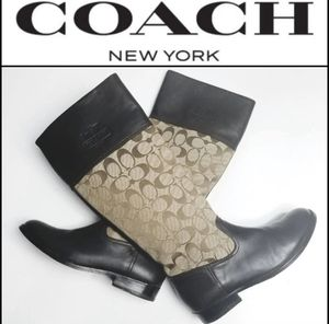 COACH Riding Boots - Brown for Sale in Los Angeles, CA