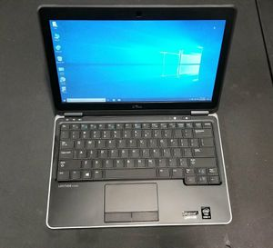 Dell Latitude E7240 laptop. i7 with 256gb SSD. for Sale in Waddell, AZ