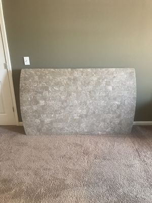 Marble dining table (no chairs) for Sale in Murfreesboro, TN
