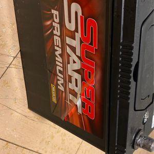 Car Battery Super Start Premium for Sale in Aurora, IL