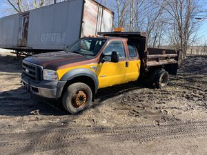 2006 Ford F450 , 4+4 Diesel Dump Truck for Sale in Woodstock, IL