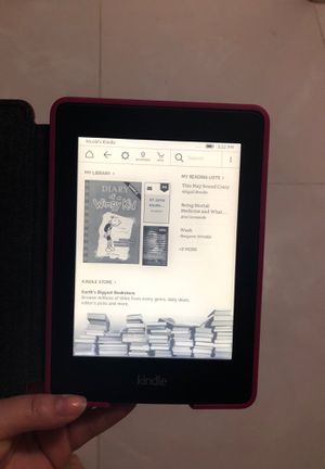 Kindle with Pink Case for Sale in Miami, FL