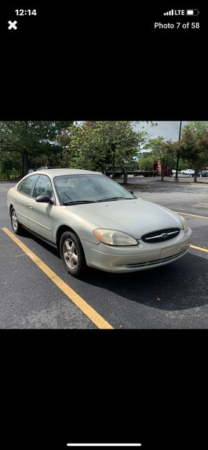 2003 Ford Taurus SES for Sale in McDonough, GA