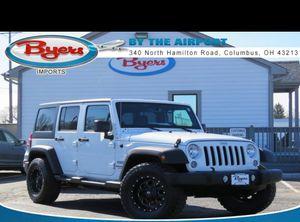 2015 jeep wrangler unlimited sport for Sale in Reynoldsburg, OH