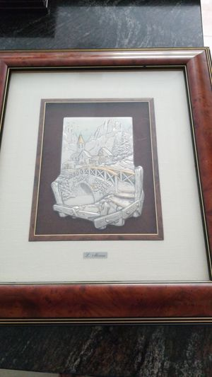 Pure silver picture for Sale in Fort Lauderdale, FL