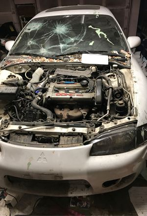 Full part out 97 eclipse gsx for Sale in Marysville, WA