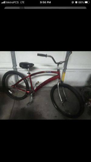 Beach cruiser for only $65 come and pick up for Sale in Chula Vista, CA