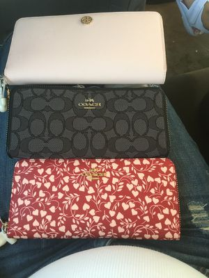 Tory Burch , Coach Wallets for Sale in Baldwin Park, CA