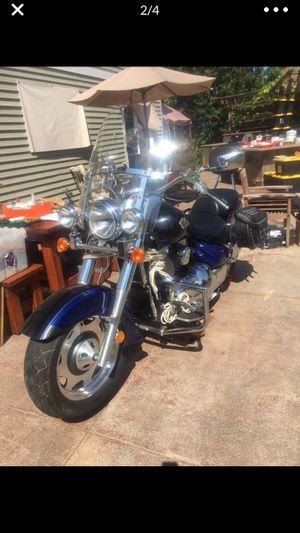 2001 Suzuki intruder motorcycle for Sale in Bothell, WA