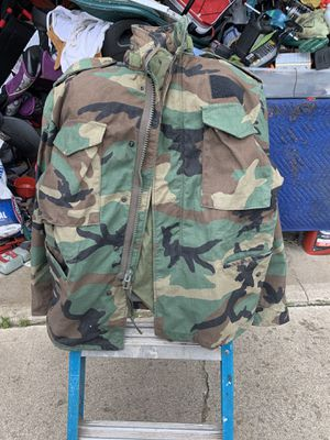 Real army Field jacket for Sale in Columbus, OH