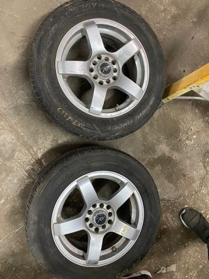 Chevy city Express or Nissan nv200 rim wheel wheels rims tires parts parting out engine transmission door doors for Sale in Opa-locka, FL