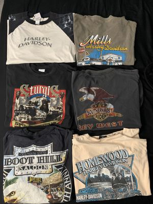 Vintage Harley Davidson Clothes for Sale in Huntington Beach, CA