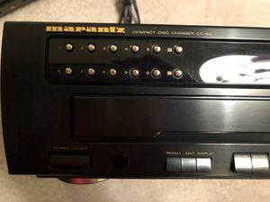 Marantz compact disc player CC-65 for Sale in Alexandria, VA