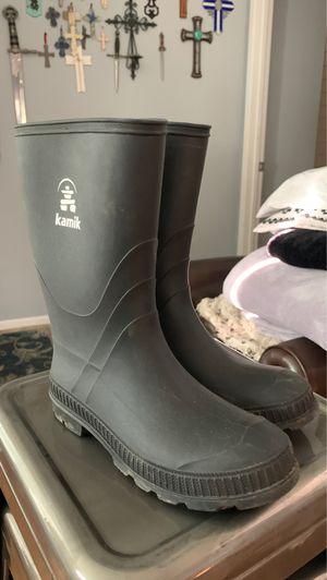 Black Kamik Boots for Sale in San Juan Capistrano, CA