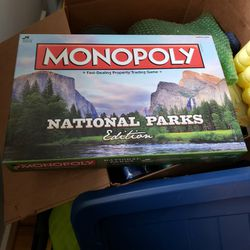 National Park Monopoly for Sale in Alexandria,  VA