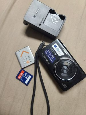 Sony Dsc-W650 Camera with SanDisk 16 GB memory card for Sale in Des Plaines, IL
