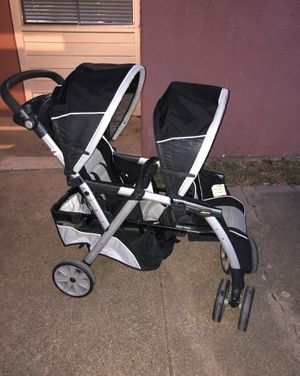 Chico double stroller for Sale in Irving, TX