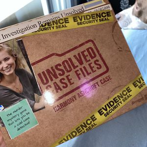 UNSOLVED CASE FILES for Sale in Avondale, AZ